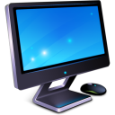 Monitor icon 128x128