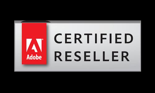 logo adobe certified reseller q